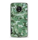 Casetastic Softcover Motorola Moto G5 - Army Camouflage