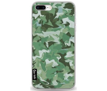 Army Camouflage - Apple iPhone 7 Plus
