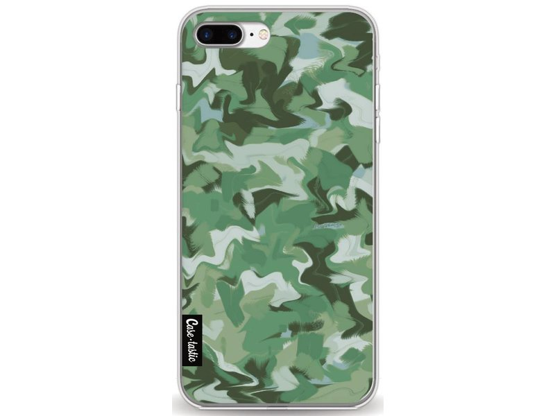 Casetastic Softcover Apple iPhone 7 Plus - Army Camouflage