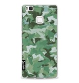 Casetastic Softcover Huawei P9 Lite - Army Camouflage