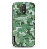 Casetastic Softcover Motorola Moto G4 / G4 Plus - Army Camouflage
