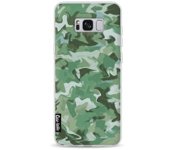 Army Camouflage - Samsung Galaxy S8 Plus