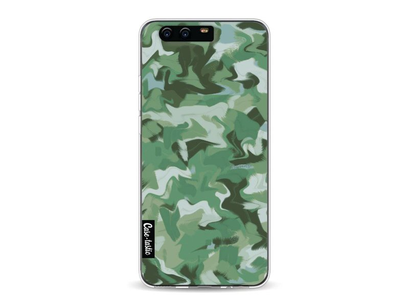 Casetastic Softcover Huawei P10 - Army Camouflage