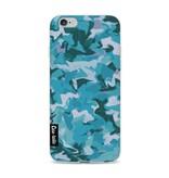 Casetastic Softcover Apple iPhone 6 / 6s - Aqua Camouflage