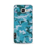 Casetastic Softcover Samsung Galaxy A3 (2016) - Aqua Camouflage