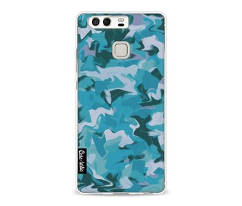Aqua Camouflage - Huawei P9