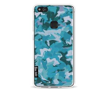 Aqua Camouflage - Huawei P10 Lite