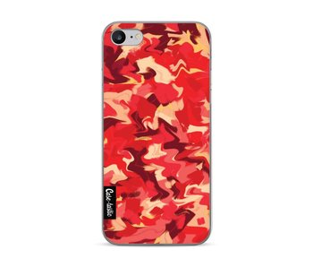 Fire Camouflage - Apple iPhone 7