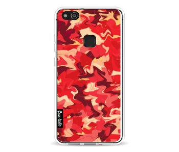 Fire Camouflage - Huawei P10 Lite