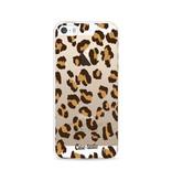 Casetastic Softcover Apple iPhone 5 / 5s / SE - Leopard Print