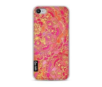 Hot Pink Barroque - Apple iPhone 8