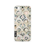 Casetastic Softcover Apple iPhone 5 / 5s / SE - Art Deco Marble Tiles