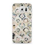 Casetastic Softcover Samsung Galaxy S6 - Art Deco Marble Tiles