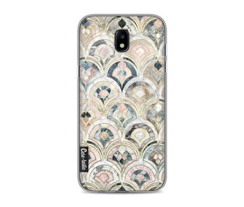 Art Deco Marble Tiles - Samsung Galaxy J5 (2017)