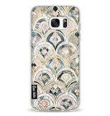 Casetastic Softcover Samsung Galaxy S7 Edge - Art Deco Marble Tiles