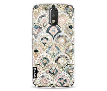 Art Deco Marble Tiles - Motorola Moto G4 / G4 Plus