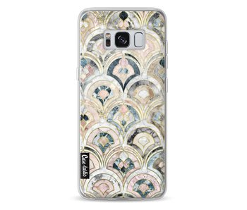 Art Deco Marble Tiles - Samsung Galaxy S8
