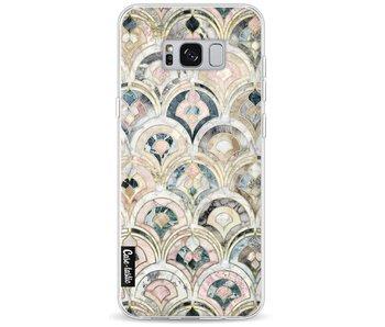 Art Deco Marble Tiles - Samsung Galaxy S8 Plus MAG WEG