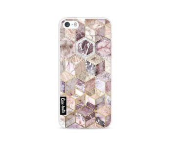 Blush Quartz Honeycomb - Apple iPhone 5 / 5s / SE