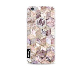 Blush Quartz Honeycomb - Apple iPhone 6 / 6s