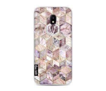 Blush Quartz Honeycomb - Samsung Galaxy J3 (2017)