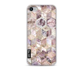 Blush Quartz Honeycomb - Apple iPhone 8