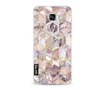 Blush Quartz Honeycomb - Samsung Galaxy A5 (2016)