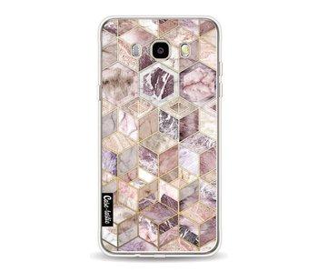 Blush Quartz Honeycomb - Samsung Galaxy J5 (2016)