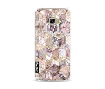 Blush Quartz Honeycomb - Samsung Galaxy A3 (2017)