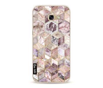 Blush Quartz Honeycomb - Samsung Galaxy A5 (2017)
