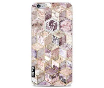 Blush Quartz Honeycomb - Apple iPhone 6 Plus / 6s Plus