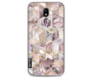 Blush Quartz Honeycomb - Samsung Galaxy J7 (2017)