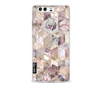 Blush Quartz Honeycomb - Huawei P9