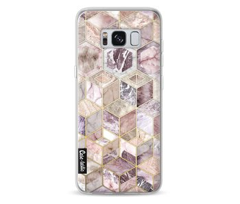 Blush Quartz Honeycomb - Samsung Galaxy S8