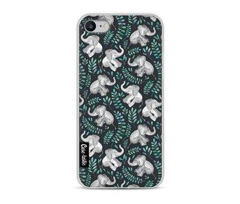 Laughing Baby Elephants - Apple iPhone 8