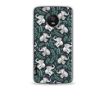 Laughing Baby Elephants - Motorola Moto G5