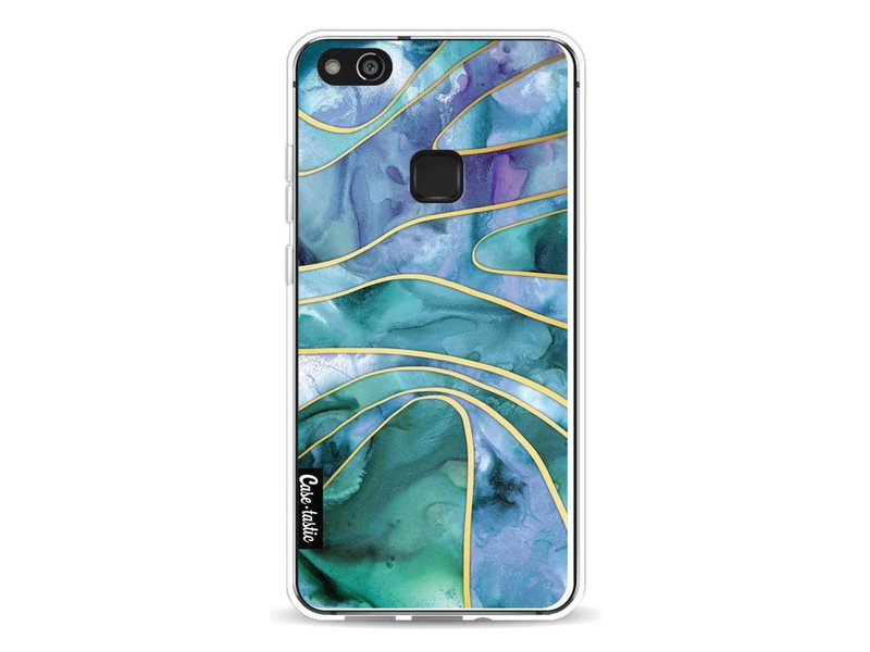 Casetastic Softcover Huawei P10 Lite - The Magnetic Tide