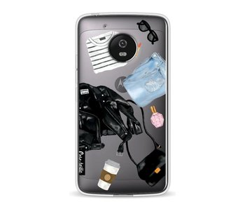 Fashion Flatlay - Motorola Moto G5