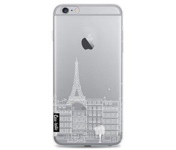 Paris City houses White - Apple iPhone 6 Plus / 6s Plus