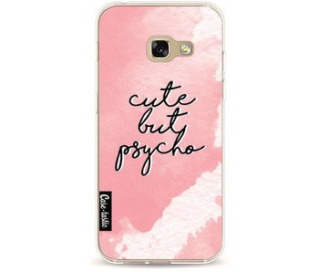 Cute But Psycho Pink - Samsung Galaxy A3 (2017)