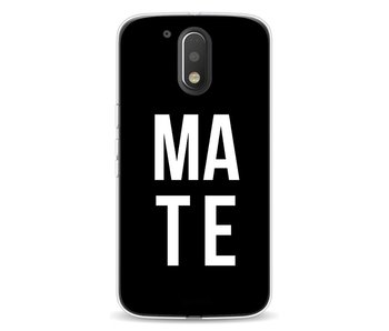 Mate Black - Motorola Moto G4 / G4 Plus