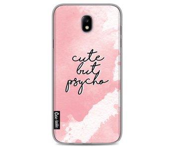 Cute But Psycho Pink - Samsung Galaxy J7 (2017)