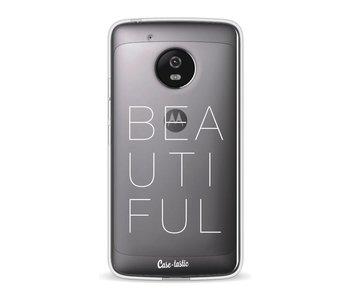 Beautiful - Motorola Moto G5