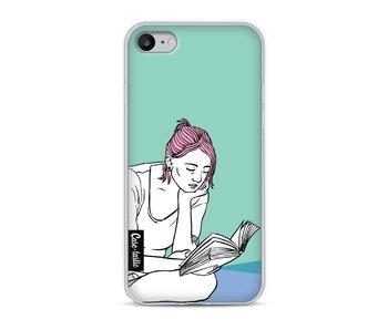 Pink Girl - Apple iPhone 8