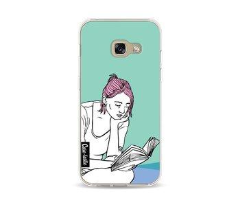 Pink Girl - Samsung Galaxy A3 (2017)