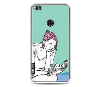 Pink Girl - Huawei P8 Lite (2017)