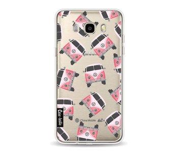 Little  Vans Pink - Samsung Galaxy J5 (2016)