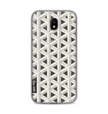 Casetastic Softcover Samsung Galaxy J5 (2017) - Abstract Marble Transparent