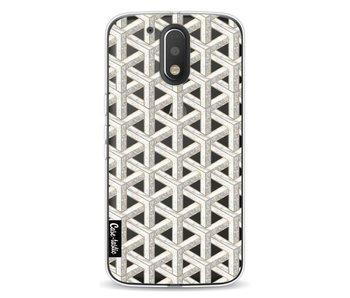 Abstract Marble Transparent - Motorola Moto G4 / G4 Plus