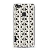 Casetastic Softcover Huawei P10 Lite - Abstract Marble Transparent